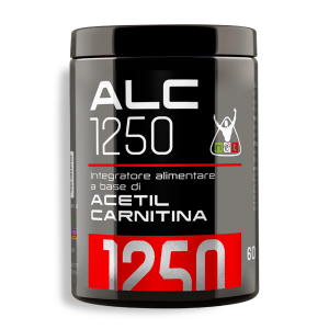 Acetil Carnitina Integratore ALC 1250