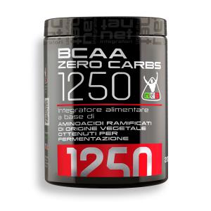 Aminoacidi A Catena Ramificata BCAA ZERO CARBS 1250