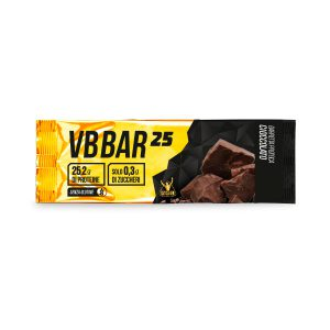 Barrette Proteiche Low Carb VB BAR 25 cioccolato