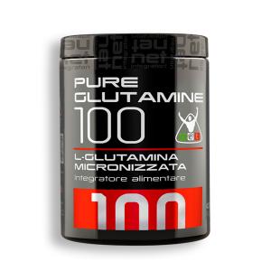PURE GLUTAMINE 200grammi