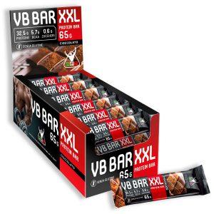 Barrette Proteiche Senza Zuccheri E Con BCAA VB BAR XXL cioccolato