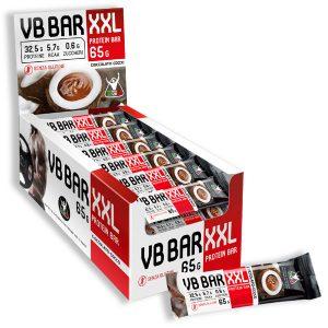 Barrette Proteiche Senza Zuccheri E Con BCAA VB BAR XXL cioccolato e cocco