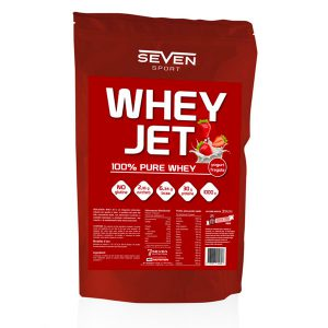 whey jet seven sport 1 kg