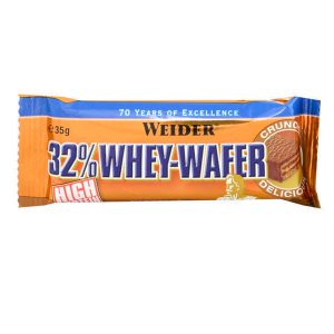 32% Whey Wafer Weider