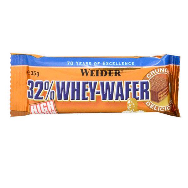 32% Whey Wafer Weider