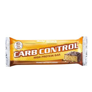carb control bar high protein