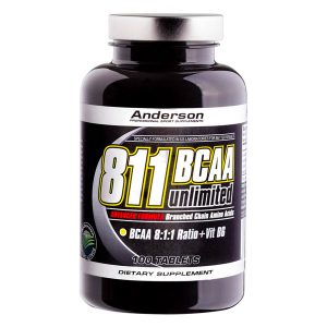 BCAA Anderson Research