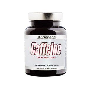 Caffeine Anderson Research