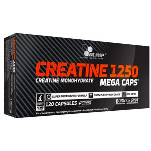 Creatine Mega Caps Olimp