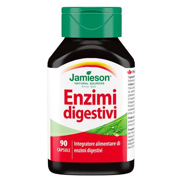 Enzimi Digestivi Jamieson