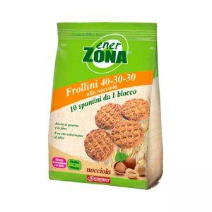 Frollini 40-30-30 250 grammi Enerzona