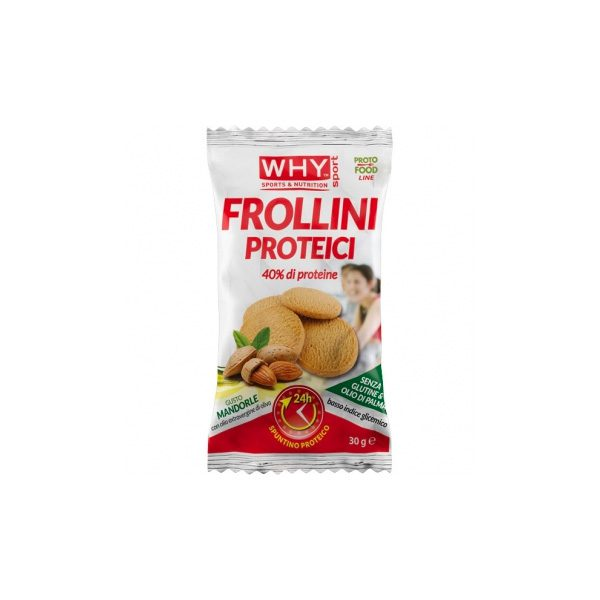 Frollini proteici why sport