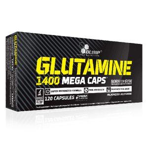 Glutamine 1400 Mega Caps