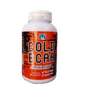 Gold BCAA MV Integrazione