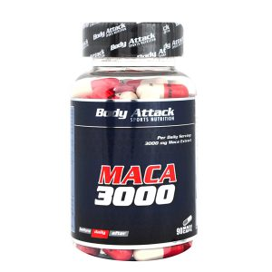 Maca 3000 Body Attack