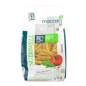 Maccarozone penne Nutriwell 250 grammi
