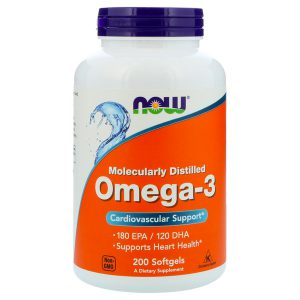 Omega 3 Now Food