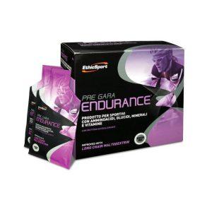 Pre gara endurance ethic sport