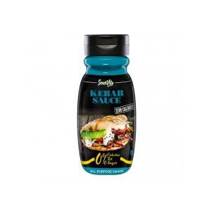 Salsa Kebab Servivita 320 ml è un condimento per alimenti con edulcoranti.