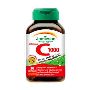 Vitamina C 1000 Timed Release Jamieson