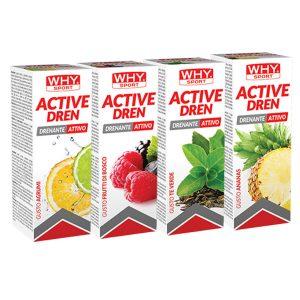 Active Dren Why Sport bevanda drenante